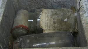 200 year old time capsule discovered cnn video