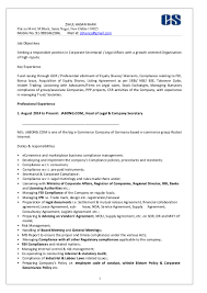Resume Examples Secretary Objectives by Top8corporatesecretaryresumesamples 150424214344 Conversion Gate01