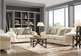 livingroom pc shop for a chesapeake beige 7 pc living room at rooms to go find