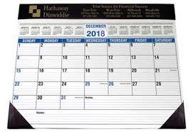 desk pad calendar 2018 desk pad calendars promotional calendars planners custom