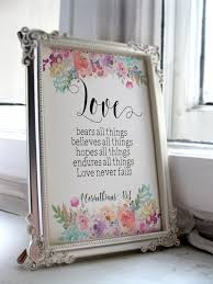 wedding quotes christian bible printable wedding sign bible verse printable wedding quote
