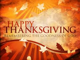 offices closed at noon in observance of thanksgiving st eleanor