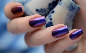 let the sparky shades burst with chameleon nail polish