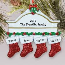 personalized christmas gifts personalized pajama family ornament giftsforyounow