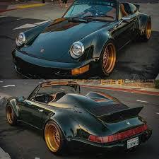 1991 porsche 911 turbo rwb rwb speedster rauh welt begriff pinterest porsche 911 cars