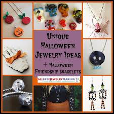 34 unique halloween jewelry ideas