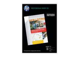 hp professional matt inkjet paper 100 sht a3 297 x 420 mm hp