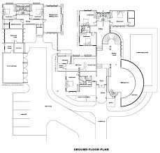 Townhouse Floor Plan Luxury Contemporry House To Narrow Lot Modern Architecture Floor Plan