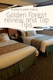 chambre standard sequoia lodge golden forest sequoia lodge hotel review disneyland