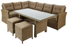Madison Outdoor Furniture by Hartman Madison Rattan Casual Dining Garden Furniture Set 859