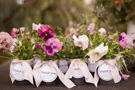 favors for wedding 25 wedding favors that enhance the season s beauty