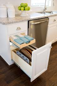 kitchen cabinet slide out trays glamorous kitchen pull out shelves custom shelfgenie cabinet outs