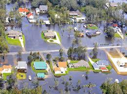 Louisiana Flood Maps by Flooding Rand