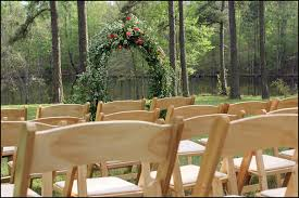 wedding chair rentals lake oconee house rental wedding event house casa banana ii 2
