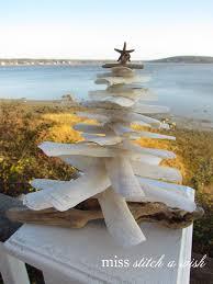 Beach Christmas Tree Topper - 140 best coastal christmas crafts images on pinterest beach