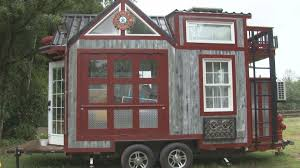 Hgtv Tiny House Georgia Couple Will Unveil U0027tiny Firehouse U0027 On Hgtv Show Fire
