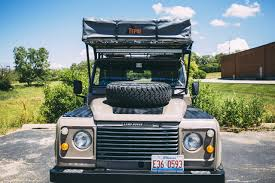 old land rover truck a british land rover for the all american road trip wsj