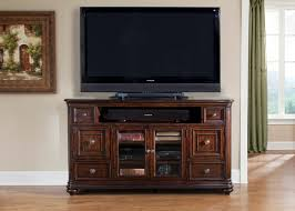 solid cherry tv console chambers furniture solid cherry tv console