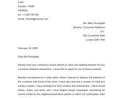 cover letter sample for congressional internship professional