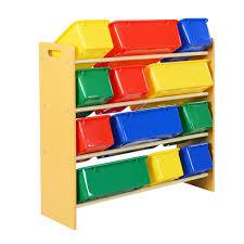 4 Tier Toy Organizer With Bins Toy Bins Organizer Storage Box Household Drawer Organizer
