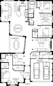 Carefree Homes Floor Plans Mcdonald Jones Homes Monte Carlo With Rear Activities Http