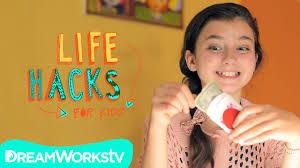 cool hacks i life hacks for kids youtube