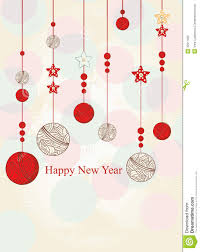 new year greeting card royalty free stock photo image 32911935