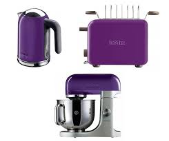 Purple Kettle And Toaster John Lewis Celebrates Its 150 Year Anniversary With Technology