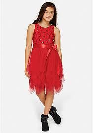 tween girls u0027 plus size dresses sizes 10 20 plus justice