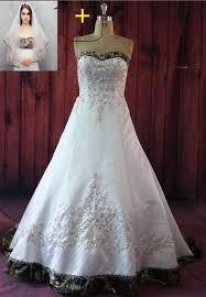 camo wedding dresses ilovewedding gown white camo wedding dresses sleeveless