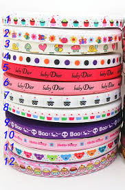 printed grosgrain ribbon online get cheap wholesale printed grosgrain ribbon aliexpress