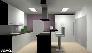 led beleuchtung küche die ideale küchenbeleuchtung mit vavé led panels kaufen
