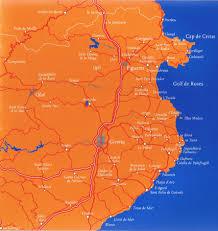 Salamanca Spain Map by Costa Brava Spain Map Imsa Kolese