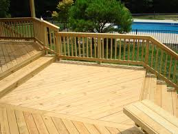 pleasant outdoor small deck designs inspirations for your backyard