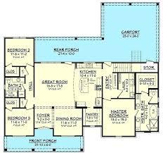 ranch floor plans with split bedrooms what does split bedroom plan two bedroom ranch home split