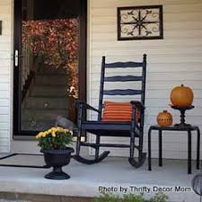 Front Porch Fall Decorating Ideas - fanciful fall decorations to celebrate the season