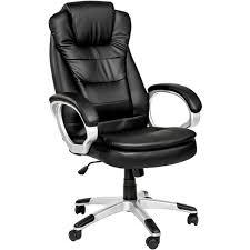 fauteuil de bureau usage intensif test de la chaise de bureau confort tectake en simili cuir