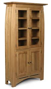bookcase with bottom doors ecabcgwd3680 in by simply amish in sterling co aspen tall