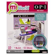 amazon com miworld nail salon starter set toys u0026 games