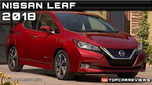 nissan leaf reviews nissan leaf price photos and specs car 2018 nissan leaf review rendered price specs release date youtube