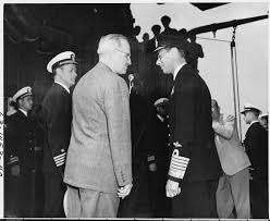 file president harry s truman and king george vi of england