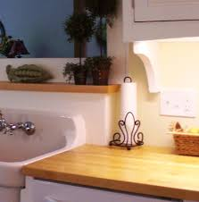 Bathroom And Kitchen Design by Furniture Small Kitchen Design With Waterlox Countertop Finishes
