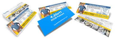 4 25 x 11 eddm postcard mockup cover actions premium mockup