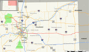 Canyon City Colorado Map by U S Route 36 In Colorado Wikipedia