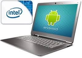 android laptop intel s hybrid laptop is based on android system