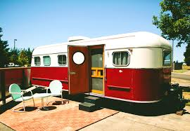 Retro Campers by The Vintages Boasts 15 Painstakingly Restored Trailers In One