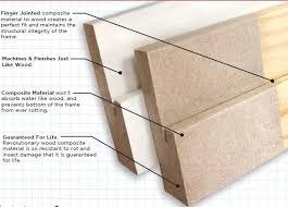 Build Exterior Door Frame Replacing An Interior Door Jamb Best Accessories Home 2017