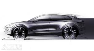 porsche suv black 2018 porsche cayenne teased but don u0027t expect the new cayenne to