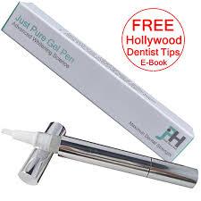 teeth whitening gel pen 35 carbamide peroxide maximum dental