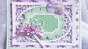 how to make a birthday card with paper weaving diy crafts